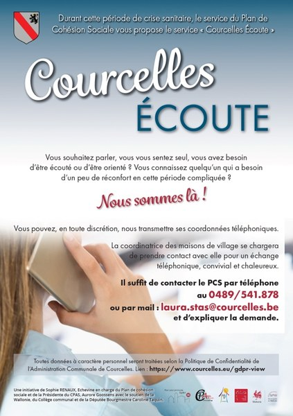 Courcelles Ecoute